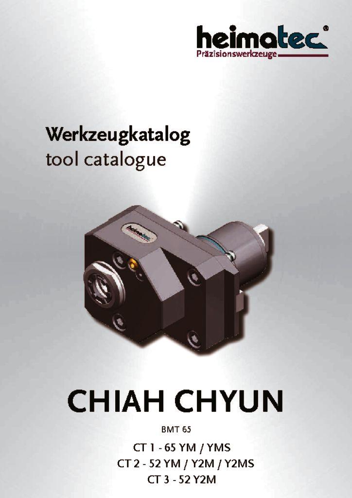 CHIAH CHYUN CT1 CT2 CT3 52-65 YM YMS Y2M Y2MS