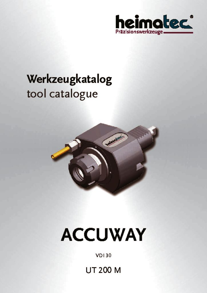 thumbnail of ACCUWAY_UT_200_M_,_VDI_30_heimatec_tool_catalogue