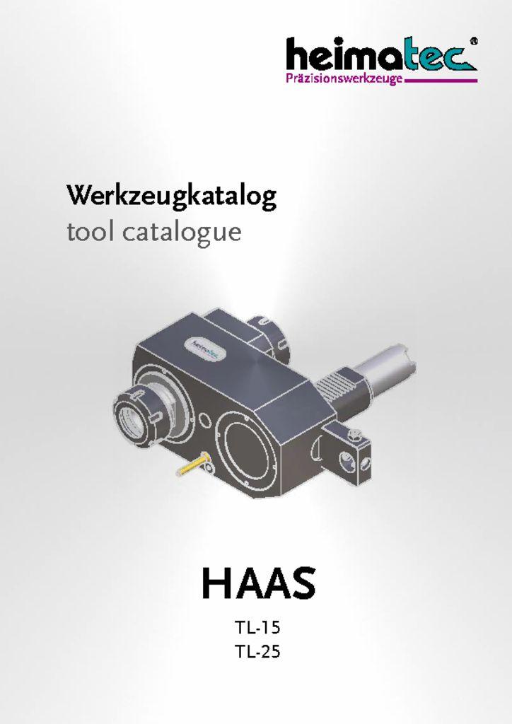 HAAS TL15-25