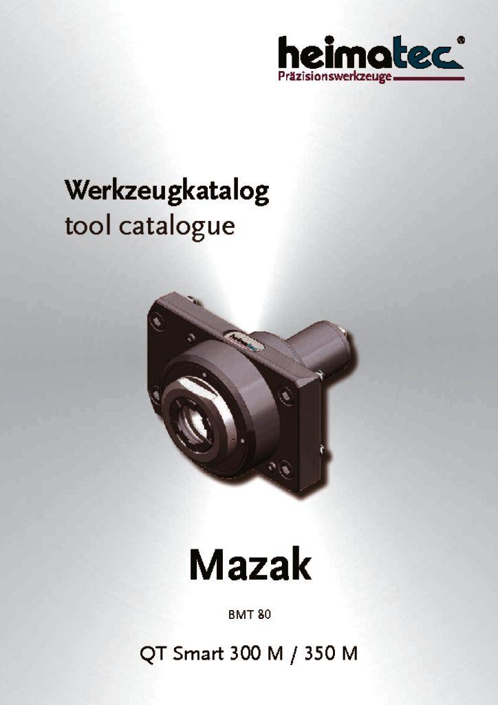 Mazak QTS 300M 350M, BMT 80