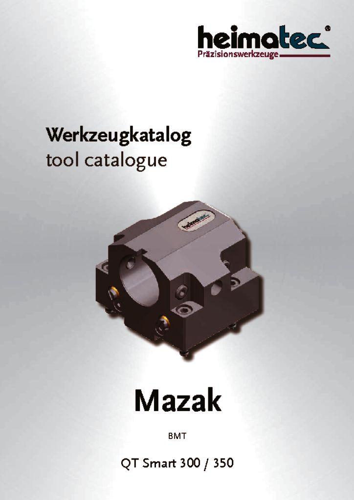 Mazak QTS 300 350, BMT