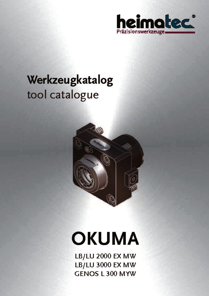 OKUMA LB2000MW LB3000MW GENOS L300MYW