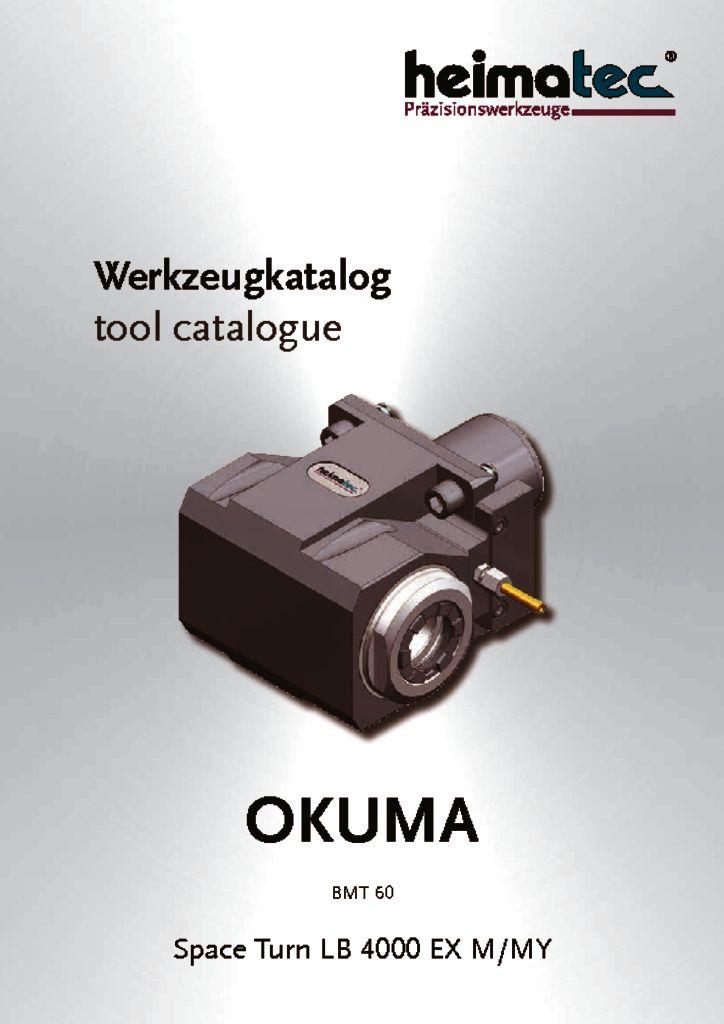 OKUMA LB 4000 M – MY