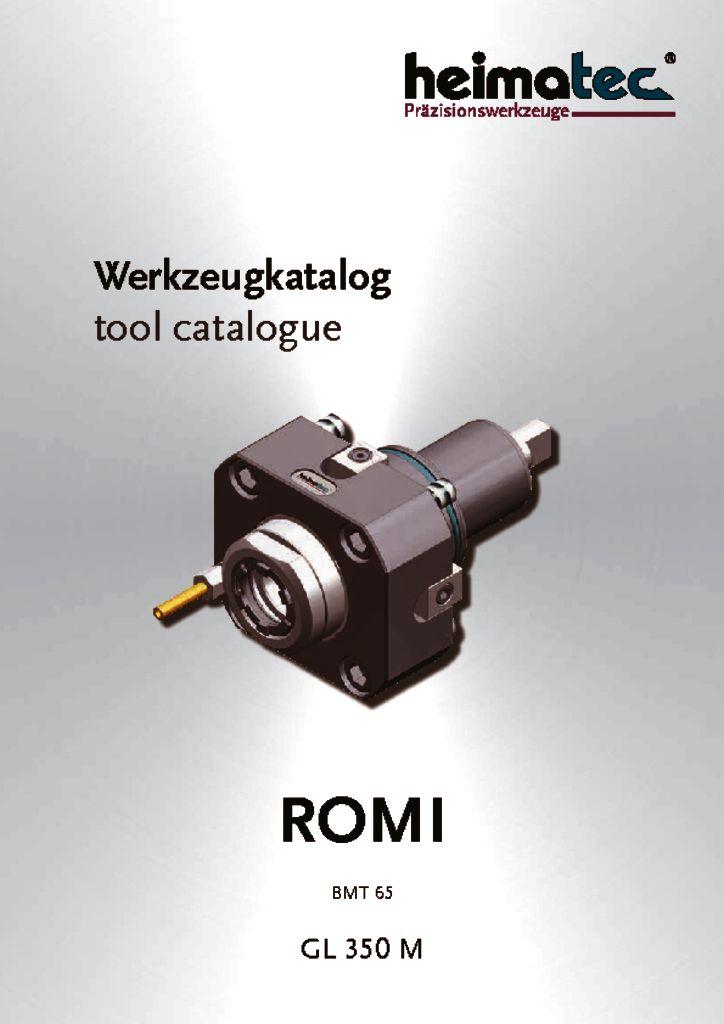 ROMI GL 350 M, BMT 65