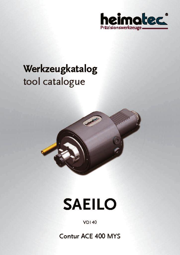 SAEILO Contur ACE 400 MYS