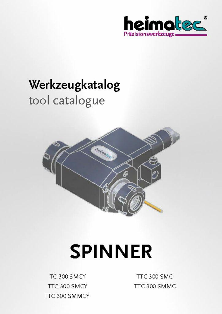 SPINNER TC 300 SMCY TTC 300 SMC SMCY SMMC SMMCY