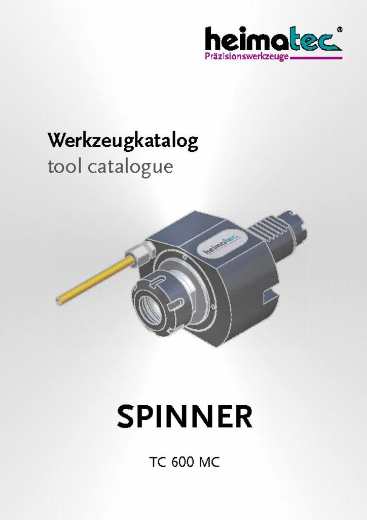 thumbnail of SPINNER_TC_600_MC_heimatec_tool_catalogue