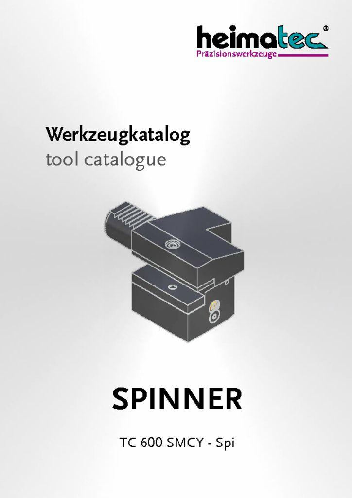 SPINNER TC 600 SMCY SPI