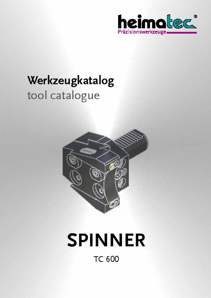 SPINNER TC 600
