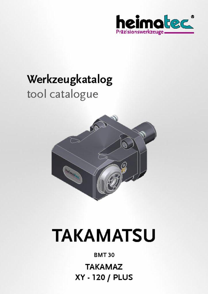 TAKAMATSU XY-120 PLUS – BMT 30