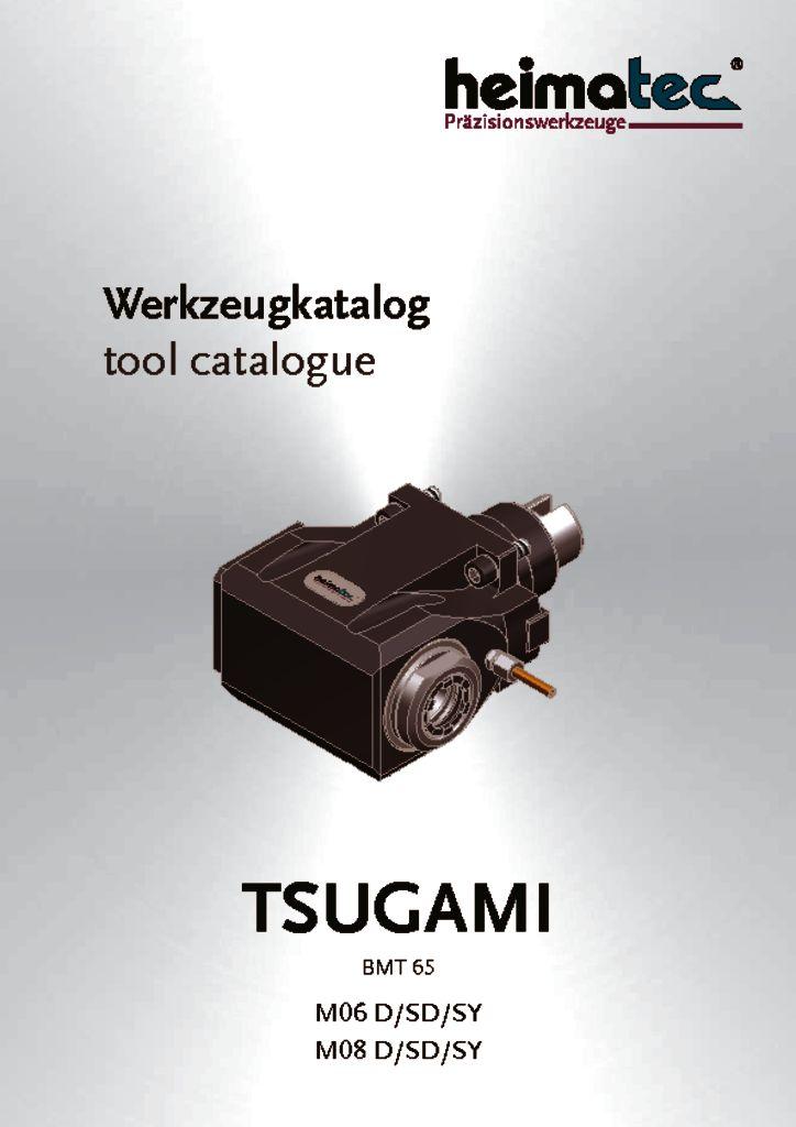 TSUGAMI M06-M08
