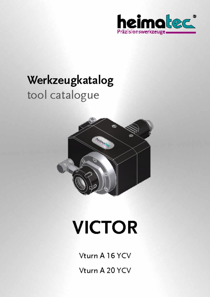 thumbnail of VICTOR_Vturn_A_16_-_A_20_-_YCV_heimatec_tool_catalogue