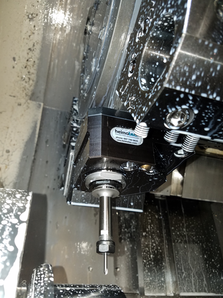 Kurt Machining Utilizes Live Tool Speed Increaser, Realizes 9x Tool Cost Savings in Less Than a Year