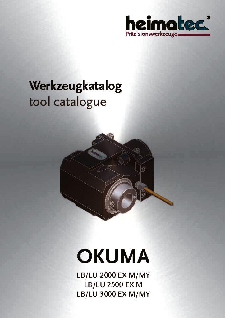 OKUMA LB 2000 M – MY LB 2500 – M LB 3000 M-MY