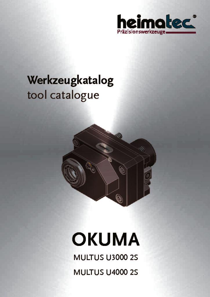 OKUMA MULTUS U 3000 4000 2S