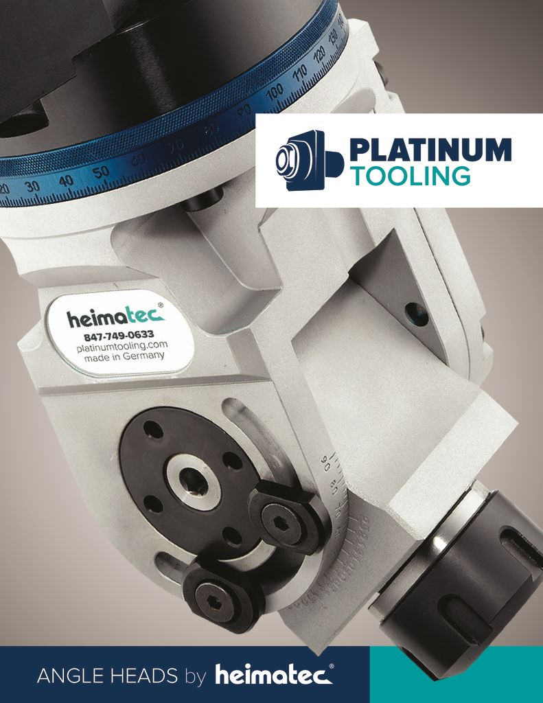 thumbnail of Platinum Tooling_Anglehead_Catalog