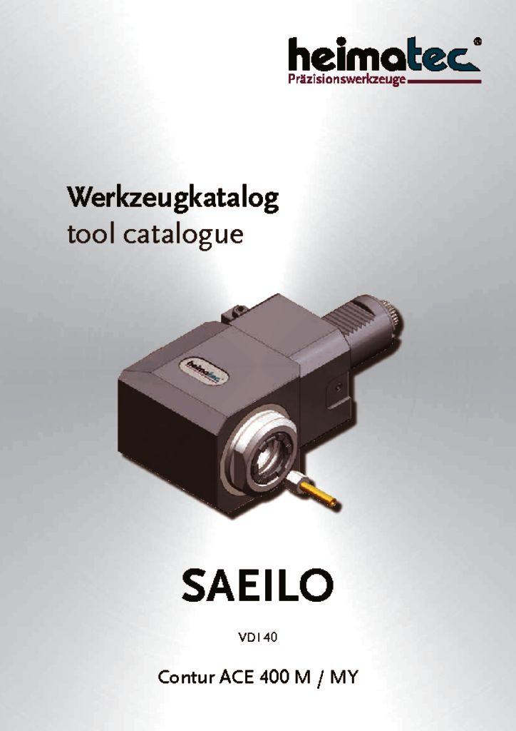 SAEILO Contur ACE 400 M MY