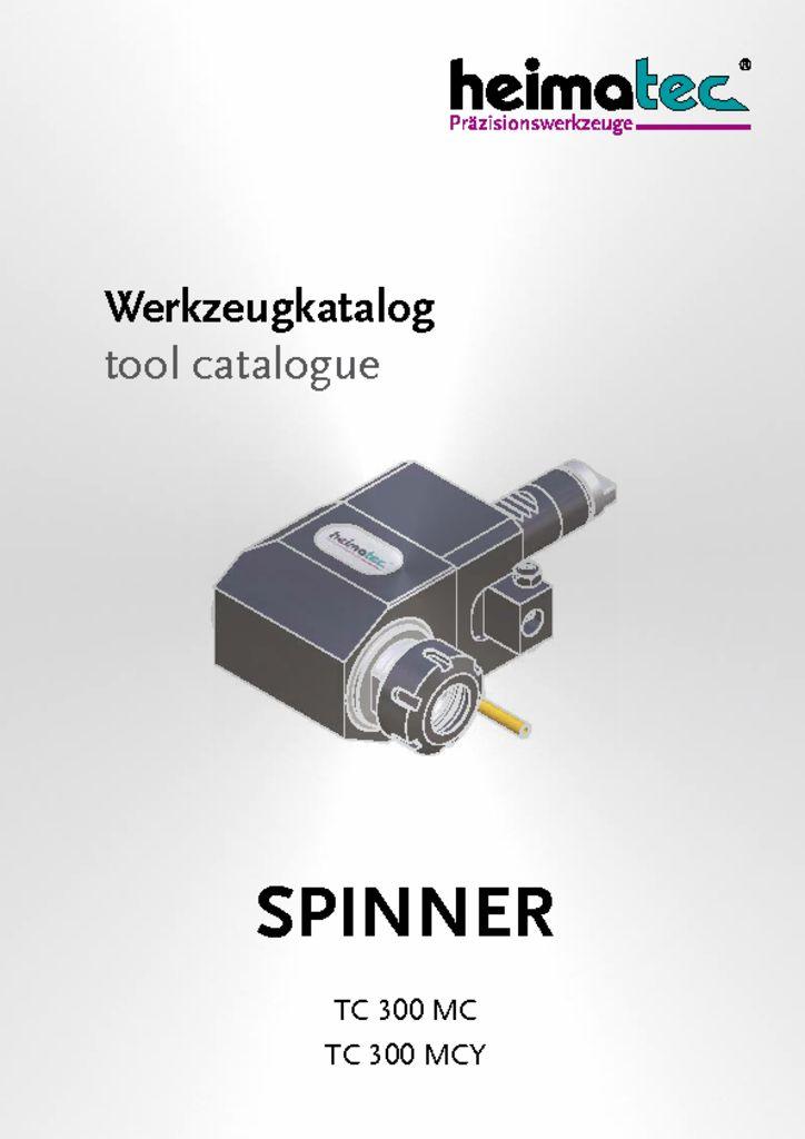 thumbnail of SPINNER_TC_300_MC_TC300MCY_heimatec_tool_catalogue