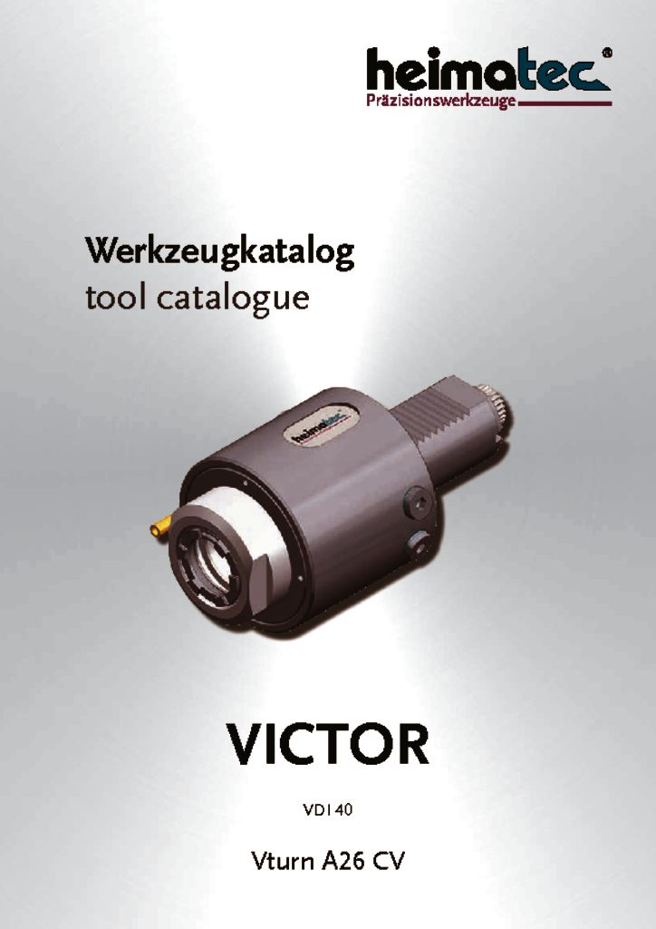 thumbnail of VICTOR_Vturn_A26_CV_heimatec_tool_catalogue