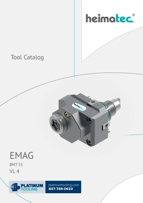 EMAG VL 4 BMT 55 Heimatec Catalog