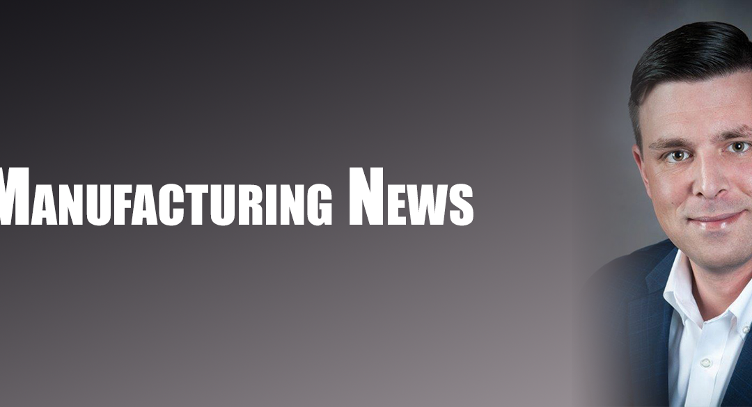 New Sales Manager Featured in Manufacturing News