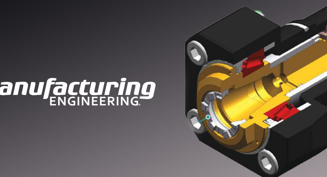Live Tooling Featured in Manufacturing Engineering