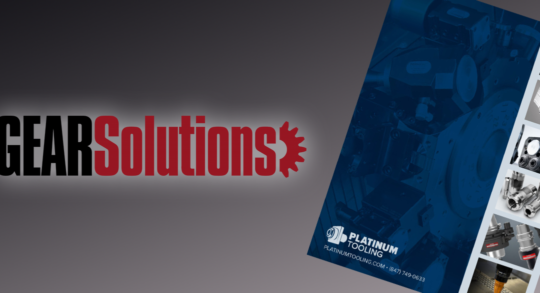 New Catalog Featured in Gear Solutions