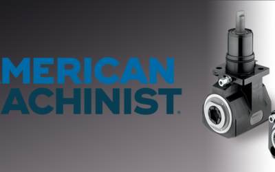 Live Tooling Featured in American Machinist