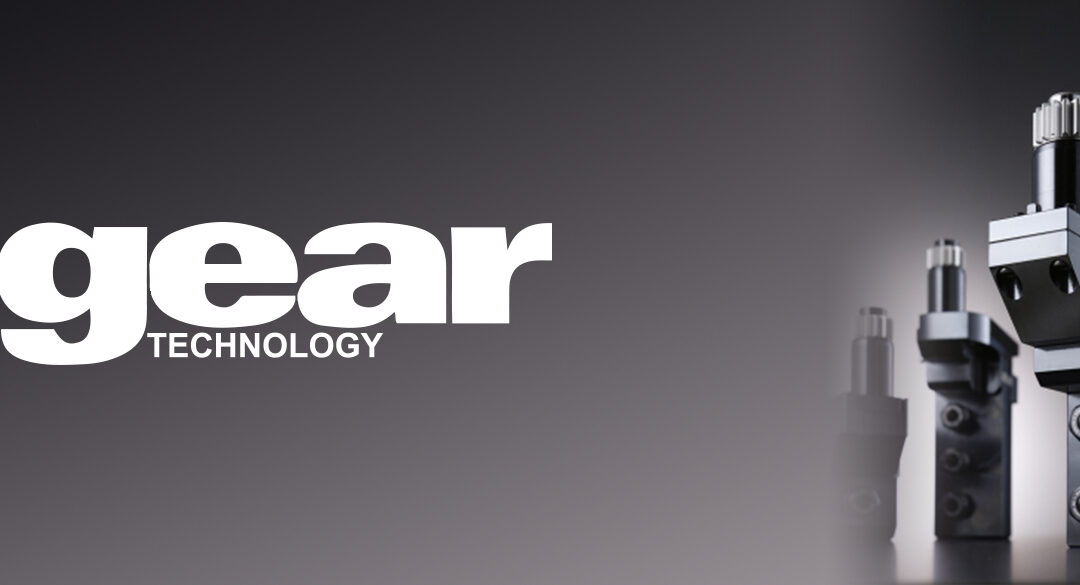 Tooling Featured in Gear Technology